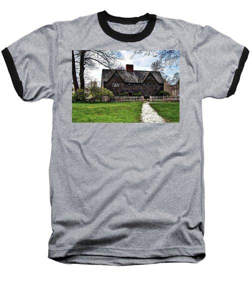 The John Whipple House In Ipswich Baseball T-Shirt