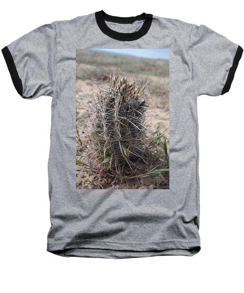 Whipple's Fishook Cactus Baseball T-Shirt