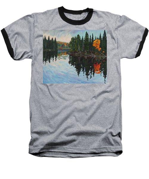 Whiskey Jack Bay Baseball T-Shirt