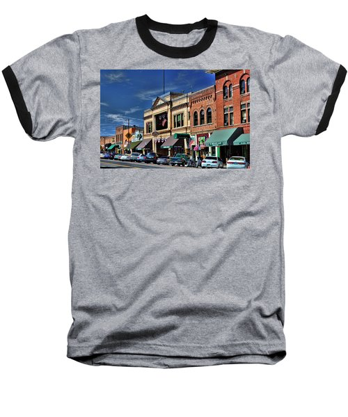 Whiskey Row - Prescott  Baseball T-Shirt