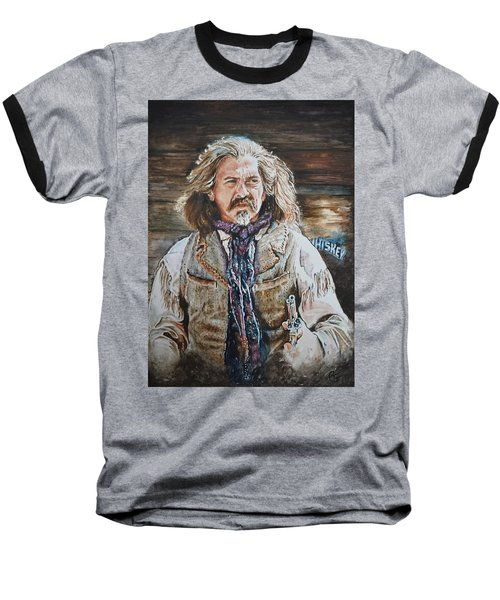 Whiskey Baseball T-Shirt