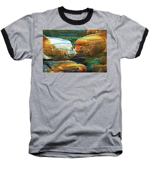 Whisper Sweet Nothings Baseball T-Shirt