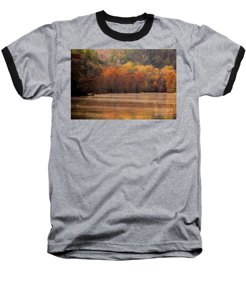 Whispering Mist Baseball T-Shirt