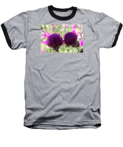 Whispers Baseball T-Shirt