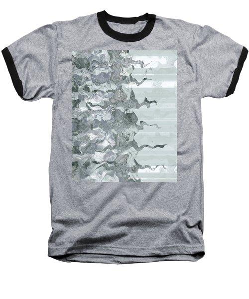Whispers In Fog Baseball T-Shirt
