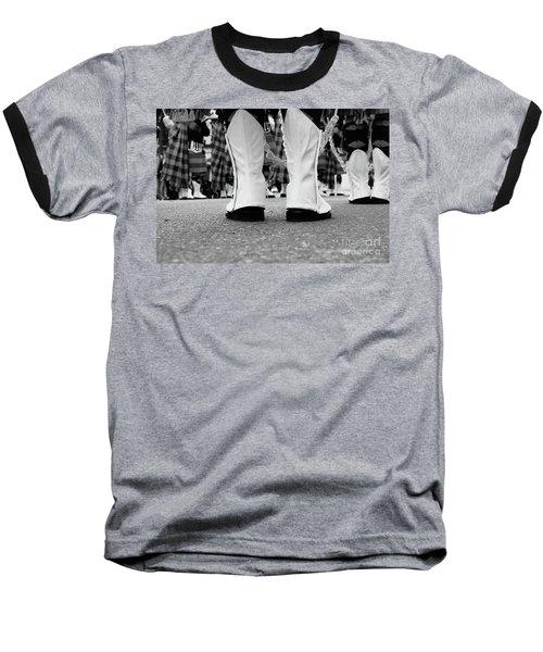 White Boots  Baseball T-Shirt