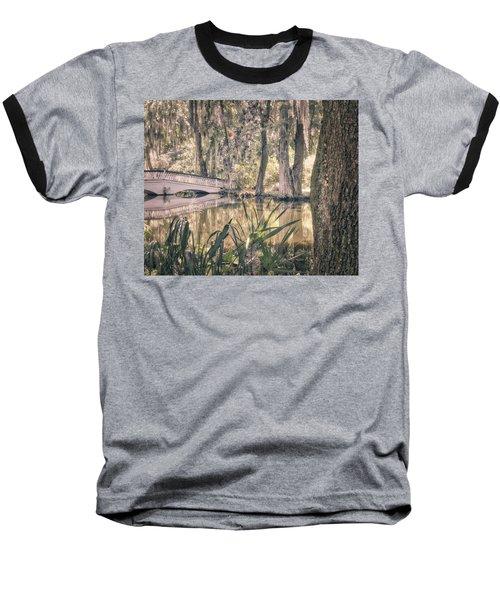 White Bridge Baseball T-Shirt