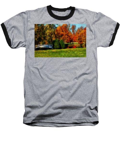 White Bridge Oro Baseball T-Shirt