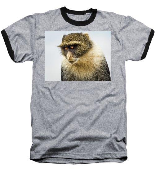 White Collar Mischief Baseball T-Shirt
