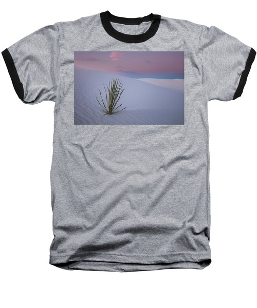 White Dunes Baseball T-Shirt