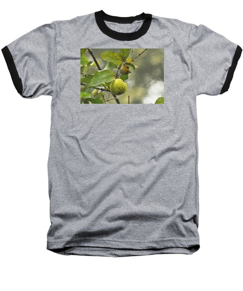White Eye 3 Baseball T-Shirt