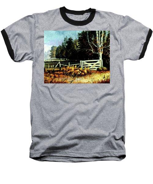 White Gate Baseball T-Shirt