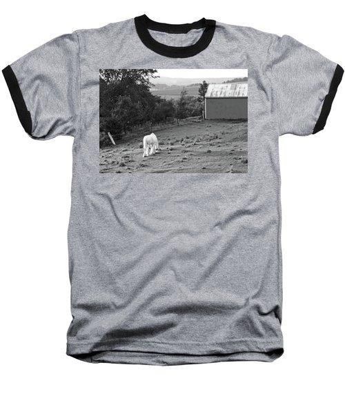 White Horse, New York Baseball T-Shirt