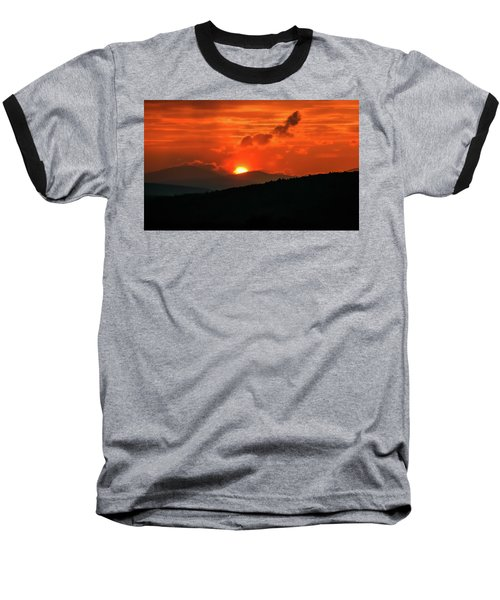 White Hot - Baseball T-Shirt
