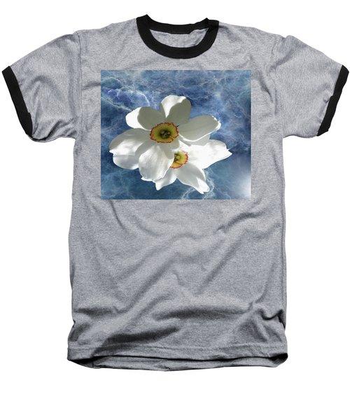 White Lightning Baseball T-Shirt