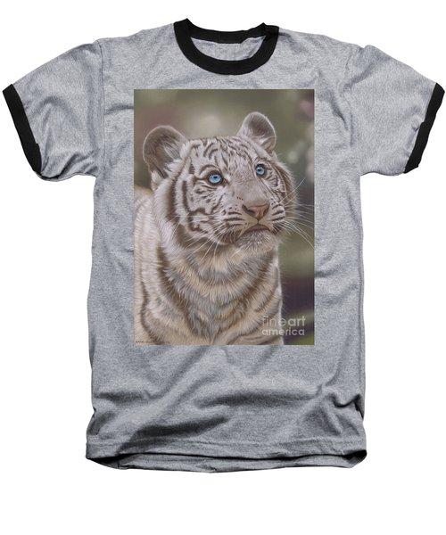 White Mischief Baseball T-Shirt