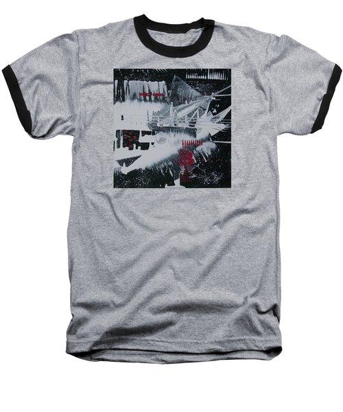 White Noise #1 Baseball T-Shirt