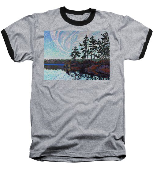 White Pine Island Baseball T-Shirt