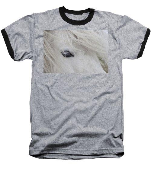 White Pony Baseball T-Shirt