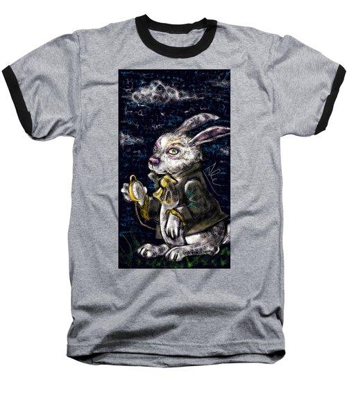White Rabbit Baseball T-Shirt