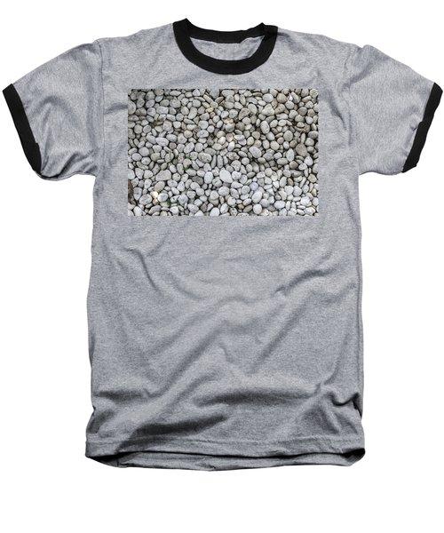 Baseball T-Shirt featuring the photograph White Rocks Field by Jingjits Photography