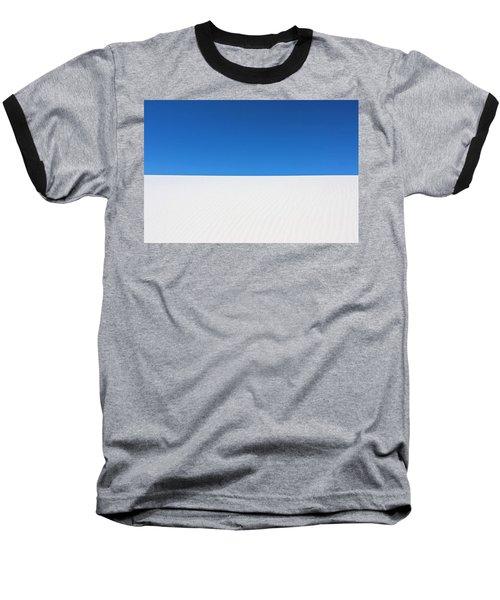 White Sands #8 Baseball T-Shirt by Kume Bryant