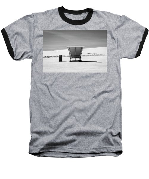 White Sands National Monument #10 Baseball T-Shirt