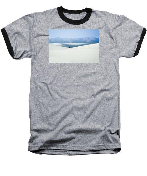 White Sands, New Mexico Baseball T-Shirt