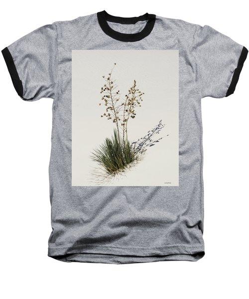 White Sands Yucca Baseball T-Shirt
