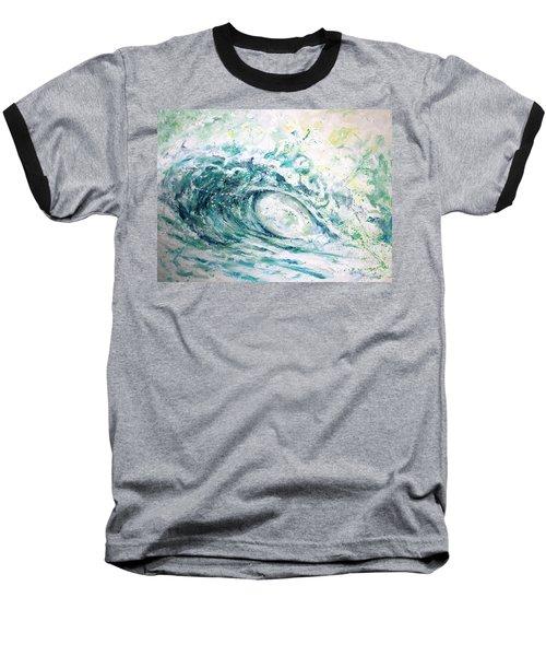 White Wash Baseball T-Shirt