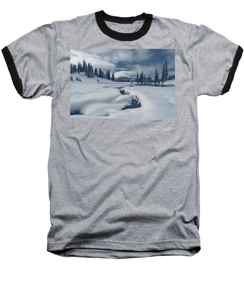 Whiteout Baseball T-Shirt