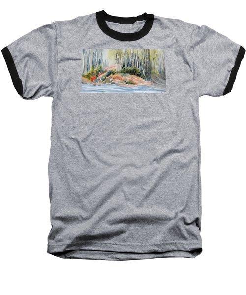 Whiteshell View Baseball T-Shirt