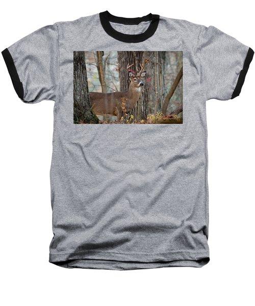 Whitetail #60 Baseball T-Shirt
