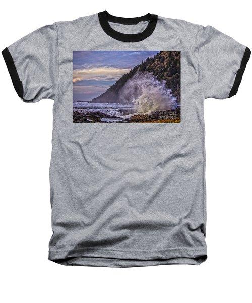 Whitewash Baseball T-Shirt by Billie-Jo Miller