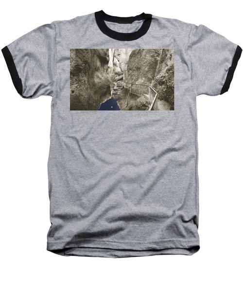 Whitewater Blu Baseball T-Shirt