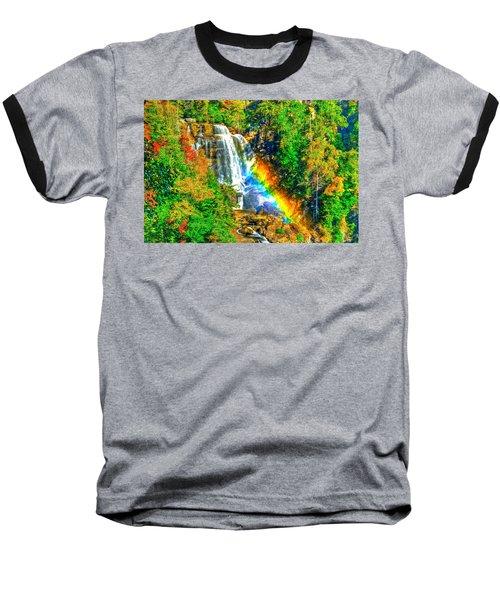 Whitewater Rainbow Baseball T-Shirt