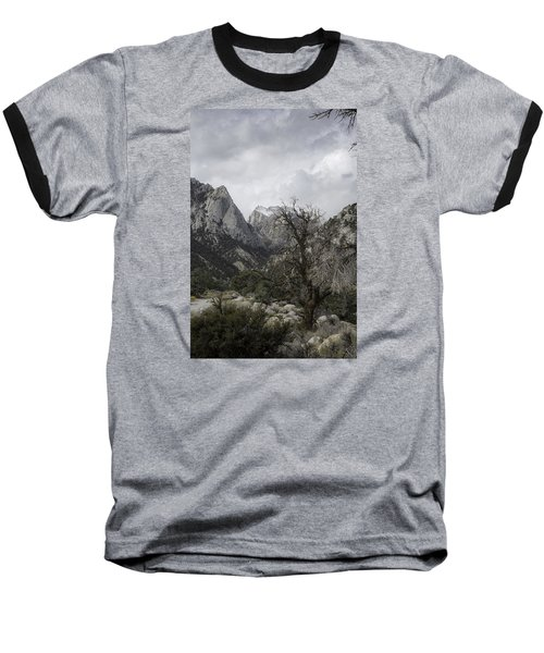 Whitney Portal Baseball T-Shirt