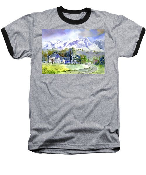 Whitney's White House Ranch Baseball T-Shirt