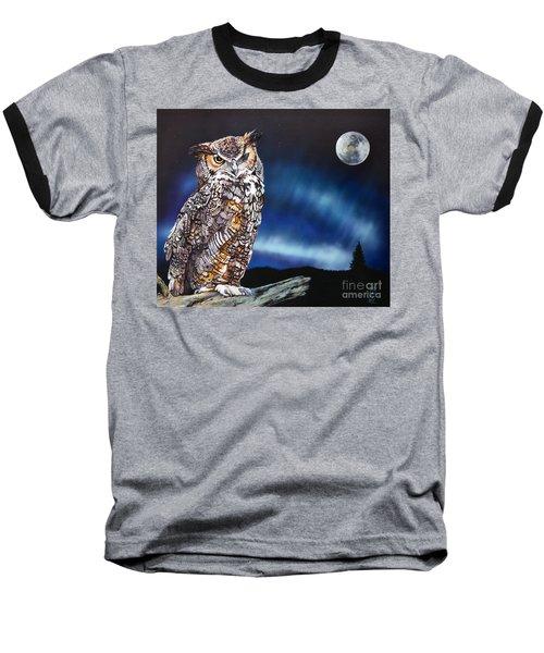 Who Doesn't Love The Night Baseball T-Shirt