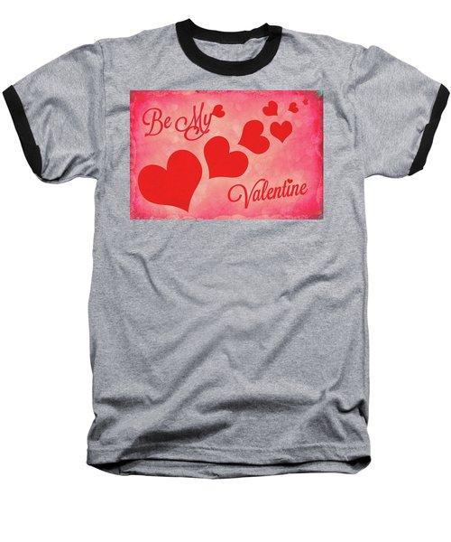 Whole Lotta Love Baseball T-Shirt by Iryna Goodall