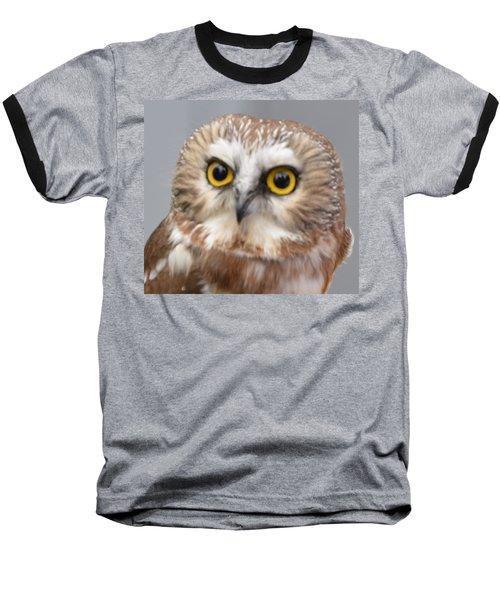 Whoo Me Baseball T-Shirt
