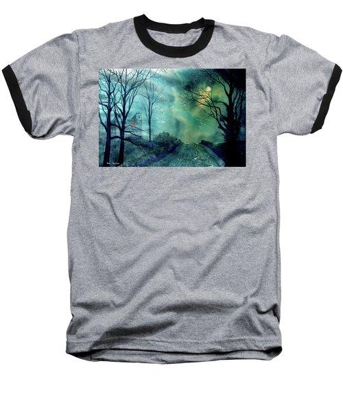 Whorlton Castle Baseball T-Shirt