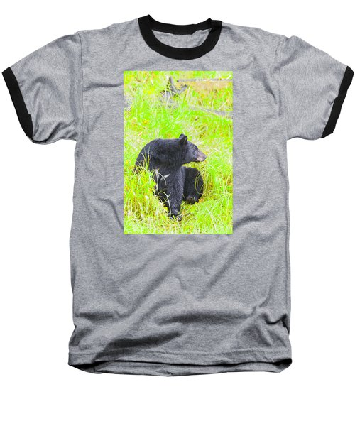 Who's There Baseball T-Shirt