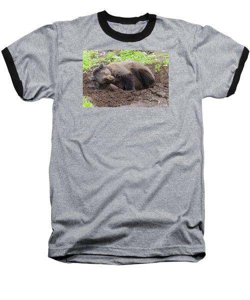Whose Making Noise Baseball T-Shirt
