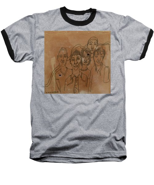 Why Do I Have To Be Famous Radiohead Baseball T-Shirt