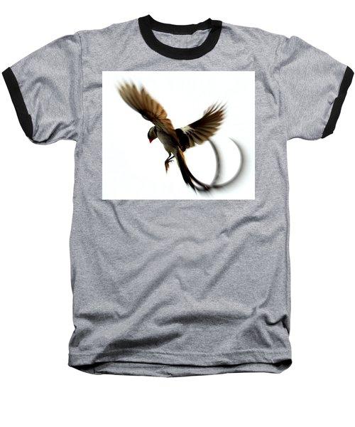 Whydah Abstract II Baseball T-Shirt