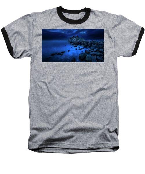 Whytecliff Dusk Baseball T-Shirt