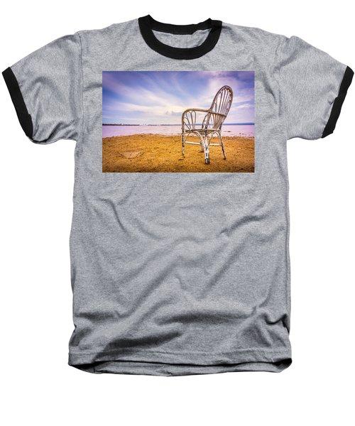 Wicker Chair Baseball T-Shirt