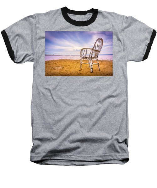 Wicker Chair Baseball T-Shirt