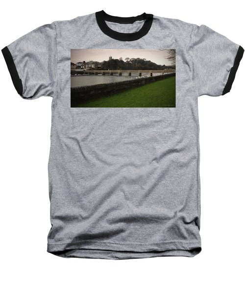 Wicklow Footbridge Baseball T-Shirt